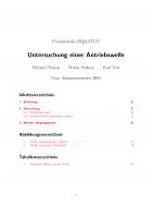 Vorlagen Für Wissenschaftliche Arbeiten Und Akademische Anwendungen